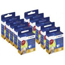 Lot de 10 packs de 500 pastilles autocollantes double-faces pour photos - Herma - Accessoires photo