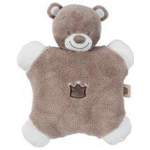 Doudou flatsie l'ours Tom - Doudou