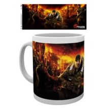 Tasse de ceramique Gears of War Key Art 4