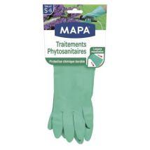 Gants de Jardin Spécial Traitements Phytosanitaires MAPA - M - Equipement du jardinier