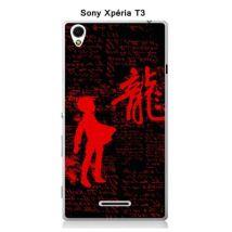 Coque Sony Xpéria T3 design Dream1 - Etui pour téléphone mobile