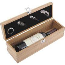 Coffret bouteille de vin - Accessoire cave à vin