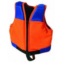 Sima by fashy 8363 gilet flottant taille - orange-bleu - 3 6 ans (taille m fabriquant) - Accessoires de sports nautiques