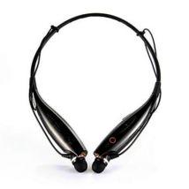 Ecouteurs sans fil avec microphone de style classique en forme tour de cou - Casque PC