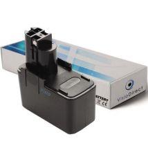 Batterie pour Bosch PSR 120 perceuse à percussion 3000mAh 12V - Visiodirect - - Chargeurs, batteries et socles