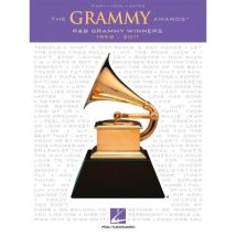 Partitions variété, pop, rock... HAL LEONARD GRAMMY AWARDS BEST R&B SONG 1958-2011 - PVG Piano voix guitare - broché