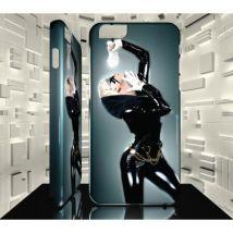 Coque Iphone 6 Plus Lady Gaga 06 - Etui pour téléphone mobile