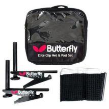 Butterfly elite set filet et poteaux clipsables - Set de tennis de table