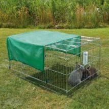 Natura Protection Solaire Pour Enclos, 116 × 72 Cm - Mon Animalerie - Habitats et Accessoires pour petits animaux