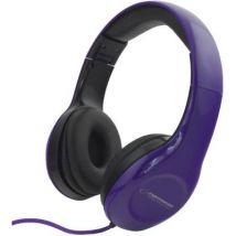 Esperanza audio casque stéréo avec controle du volume eh138v 3m eh138v - - Webcam