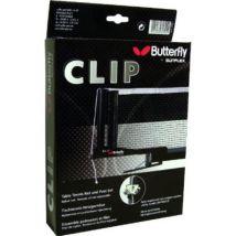 Butterfly clip ensemble filet en nylon - Equipements de tennis de table