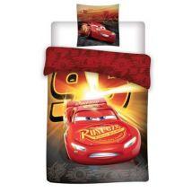 Cars Disney Rust-Eze - Parure de Lit Enfant - Housse de Couette - Parures de lit