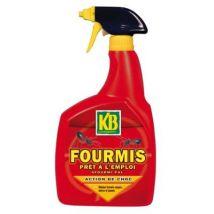 Anti-fourmis prêt à l'emploi 800ml Kb FOUPAL8 - Outillage de jardin à main