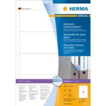 Herma 10141 étiquette non-adhésive - Accessoire imprimante