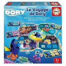 Educa - 16689 - jeu - le voyage de dory - Jeu de stratégie