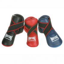 Protège Pieds Boxe Enfants Rouge - XXXS - Accessoires de sports de combat