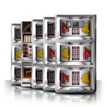 Coque de Stuff4 / Coque/Etui/Housse pour LG Optimus L7/P700 / Pack 5pcs / Machine à Sous Collection - Etui pour téléphone mobile