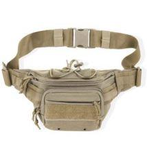 Maxpedition sac bandoulière versipack octa 2,1 l taille unique beige - kaki - Sacs et housses de sport