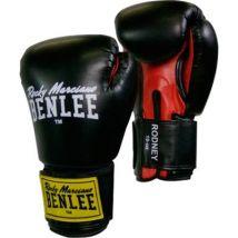 Gants de Boxe noirs & rouges BenLee Rodney 14oz - Boxe