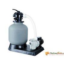 kit de filtration à sable et pompe pour piscine de 70 m³ maximum - Accessoires piscines, spa et jacuzzis
