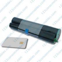 Lama France - noir - recharge ruban d'encre d'imprimante (transfert thermique) (équivalent à : Philips PFA 331 ) - Accessoire imprimante