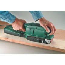 Bosch 2609256210 Bandes Abrasives Pour Ponceuses à Bande Qualité Rouge 75 X 508 Grain 40 Lot De 3 Feuilles - Accessoires ponceuse