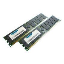 Hypertec - DDR - 4 Go : 2 x 2 Go - DIMM 184 broches - Mémoire RAM