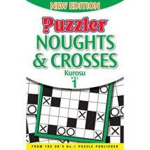Noughts & Crosses: Kurosu (Puzzler Paperbacks) - [Version Originale] - poche