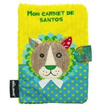 Protège carnet de santé déglingos : jélékros le lion déglingos - Autres toilette et soin