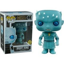 Figurine Game of Thrones - Night King Glows in the Dark Exclusive Pop 10cm - Autres figurines et répliques