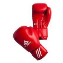 Gants de boxe AIBA adidas - couleurs : Rouge - taillegantboxe : 10 Oz - Boxe