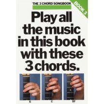 Partitions variété, pop, rock... MUSIC SALES THE 3 CHORD SONGBOOK - LYRICS AND CHORDS Paroles&accords - broché