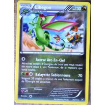 carte Pokémon 76/111 Libégon 130 PV RARE XY03 XY Poings Furieux NEUF FR - Jeu de cartes