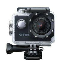 TYPE [Caméra de Sport et Action Etanche WIFI] Caméscope d'action Etanche 30m Full Haute Définition HD WIFI 1080P 12MP 170°Grand Angle avec Batteries e