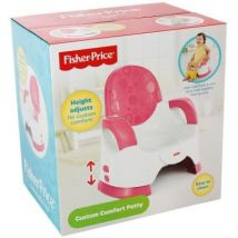 Fisher-price custom comfort potty (pink) f-cgy50 - Pots et réducteurs