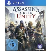 Assassin's Creed Unity - PlayStation 4 - allemand - Jeu