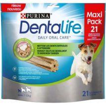 Purina DentaLife Sticks Chien Mini Pack 21 batonnets - Hygiène et santé du chien