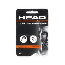 Antivibrateurheaddjokovic dampenerblanc72392 - Accessoires de tennis