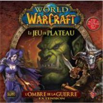 World Of Warcraft - Le Jeu De Plateau - Extension : L'ombre De La Guerre - Jeu de stratégie