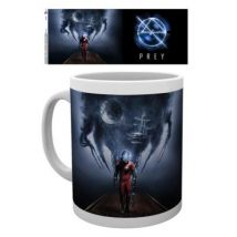 Tasse de ceramique Prey Key Art