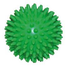 Sveltus Balle d'exercice à picots Vert 7 cm - Yoga et pilates