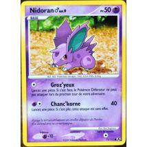 carte Pokémon 72 Nidoran? Platine Rivaux Emergents - Jeu de cartes