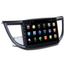 Autoradio GPS ANDROID ecran tactile 10,2 pouce pour Honda CRV 2012-2015 - Radiocassette CD stéréo