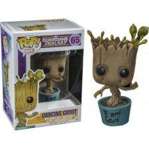Pop Collection - Guardians of the Galaxy - Dancing Groot - I am groot - Exclu - Jeu de roles