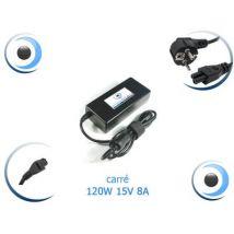 Adaptateur Alimentation Chargeur pour Portable TOSHIBA Qosmio G30-212 Visiodirect - Chargeur ordinateur portable