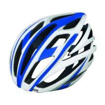 Abus tec-tical pro v.2 casque vélo blanc bleu taille m - Protections du sport