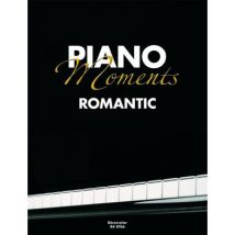 Partitions classique BARENREITER PIANO MOMENTS ROMANTIC Piano - broché