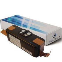 Batterie pour iRobot Roomba 530 aspirateur laveur autonome 4400mAh 14.4V - Visiodirect - - Chargeurs, batteries et socles