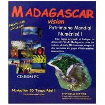 MADAGASCAR VISION - DVD-ROM