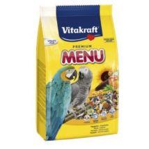 Menu Vital Perroquets En Sachet Fraicheur 900 G - Vitakraft - Nourriture oiseaux